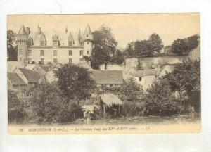 Montresor (I.-et-L.), France, 00-10s : Le chateau
