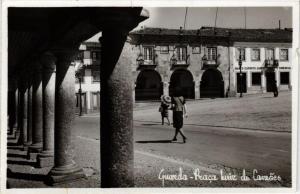 CPA Guarda- Praca Luiz do Cavaoes, PORTUGAL (760820)