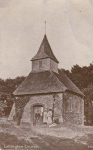 Lullington Church , Sussex , 00-10s