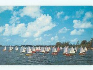 Pre-1980 BOAT SCENE Sarasota Florida FL AF3736