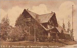 Washington Seattle University Of Washington Y M C A
