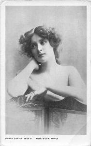 Miss Billie Burke, American actress, Philco Series 1908