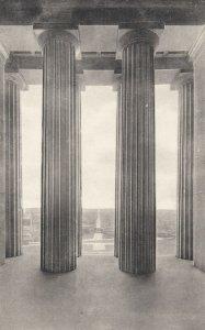 ALEXANDRIA , Virginia , 1910-30s ; Masonic National Memorial, Entrance Columns
