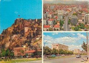 Turkey Postcard Ankara