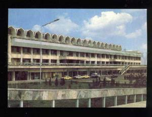 042981 USSR Frunze airport Manas Old photo PC