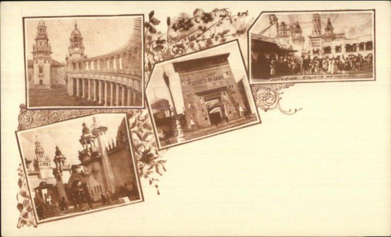 1901 Buffalo Pan American Expo Private Mailing Card #10 Postcard jrf EXC COND