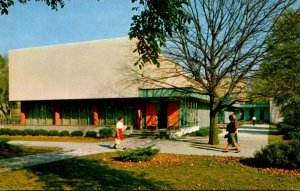 Iowa Ames Mackay Hall Iowa State University
