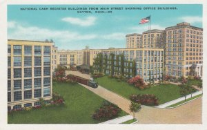 DAYTON , Ohio , 1910s ; National Cash Register Bldgs