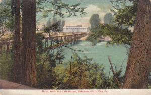 Board Walk and Bath House, Waldameer Park, Erie, Pennsylvania, 00-10s