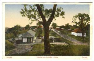 Bafata , Guinea-Bissau , 00-10s ; Estrada para Contubo e Gabu :  Guine