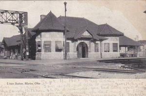 Ohio Martion Union Station 1907