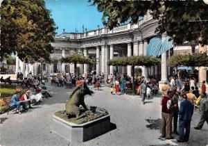 Italy Montecatini Terme Stabilimento Tettuccio Interno Establishment