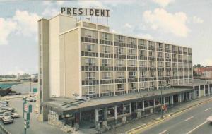 President Motor Hotel , SUDBURY , Ontario , Canada , 40-60s