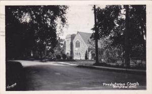RP: Presbyterian Church , RENFREW , Ontario , Canada , PU-1947