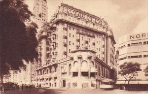 Argentina Buenos Aires Plaza Hotel Corner Of Florida Street and Charcas Stree...