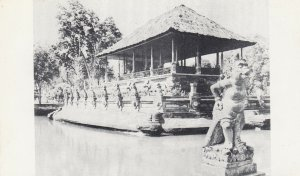 BALI , Indonesia , 1940-50s ; Community Meeting Place