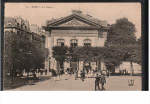 BREST, Finistere, France, 1900-1910´s; Le Theatre