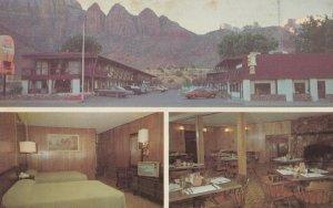 SPRINGDALE , Utah , 1950-60s ; Pioneer Lodge