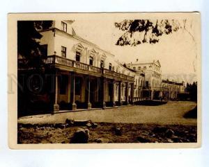 258763 GEORGIA Borjomi Likani Tuberculosis sanatorium 1934 yea