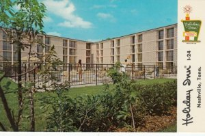 NASHVILLE , Tennessee, 50-60s ; Holiday Inn