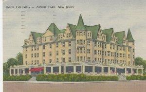 ASBURY PARK , New Jersey, 1950 ; Hotel Columbia