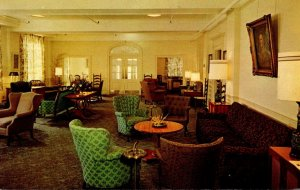 Kentucky Berea Boone Tavern Hotel The Lobby