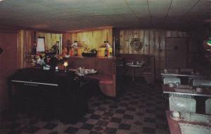 Interior,  Johnson's Restaurant on U.S. 301., The Tobacco Trail,  Dunn,  No...