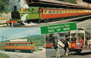 Transport , Isle of Man , 1950-60s