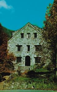North Carolina Montreat Fellowship Hall