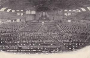 Interior of The Auditorium,  Ocean Grove,  New Jersey,  00-10s