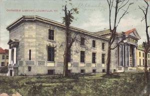 Carnegie Library Louisville Kentucky 1955