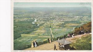 View From Mt. Tom, Massachusetts, 1910-1920s