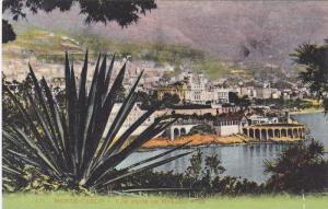 MONTE-CARLO, Vue Prise de Monaco, 00-10s