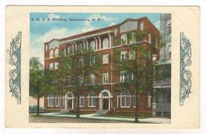 Y.M.C.A. , Spartanburg , South Carolina, PU-1919