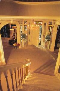 Elvis Presley Graceland Mansion Entrance Hall Memphis Tennessee