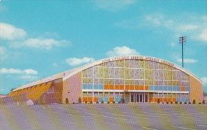New Hampshire Manchester John F Kennedy Coliseum