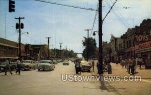 Main Street Monticello NY Unused