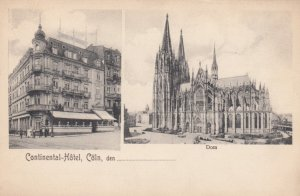 Continental-Hotel , Coln , Germany , 00-10s