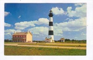 LIGHTHOUSE   Bodie Island , North Carolina, 40-60s