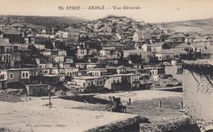 ZAHLE , Syria, 00-10s ; Panorama