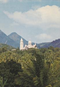 Balata Church, Fort-De-France, Martinique, Antilles, 50-70´s