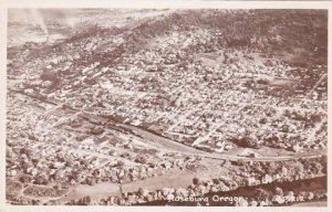 Oregon Roseburg Real Photo