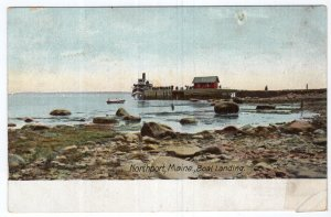 Northport, Maine, Boat Landing