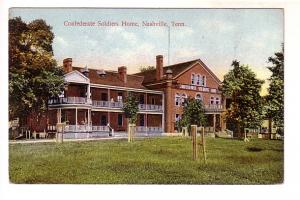 Confederate Soldiers Home, Nashville, Tennessee