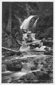 Ravenna Wasserfall Hoellental im Schwarzwald Waterfall