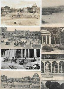 France Versailles  Postcard Lot of 13 01.07