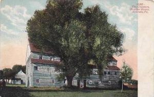 Pennsylvania Ephrata The Cloisters Brother House