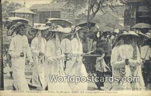Vietnam, Viet Nam,  Nhân Vật Cholon Fetes du Dragon