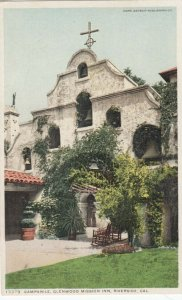 RIVERSIDE, California, 1900-10s; Glenwood Mission Inn, Camponile