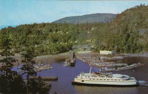 Horseshoe Bay, Ferry, HORSESHOE BAY, British Columbia, Canada, 40-60´